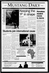 Mustang Daily, April 28, 2004