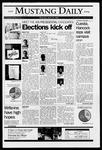Mustang Daily, April 29, 2004