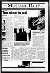 Mustang Daily, May 7, 2004
