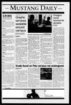 Mustang Daily, May 10, 2004
