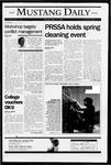 Mustang Daily, May 11, 2004