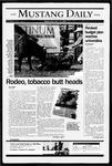 Mustang Daily, May 12, 2004