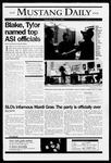 Mustang Daily, May 13, 2004