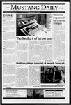 Mustang Daily, May 17, 2004