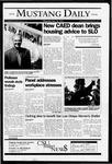 Mustang Daily, May 20, 2004