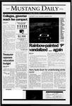 Mustang Daily, May 21, 2004