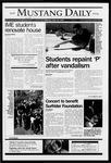 Mustang Daily, May 25, 2004