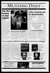 Mustang Daily, May 27, 2004