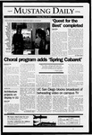 Mustang Daily, May 28, 2004