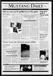 Mustang Daily, September 27, 2004