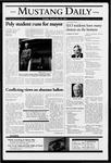 Mustang Daily, September 28, 2004
