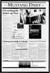Mustang Daily, September 29, 2004