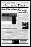 Mustang Daily, October 5, 2004
