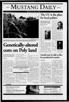 Mustang Daily, October 7, 2004