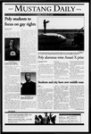 Mustang Daily, October 8, 2004