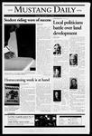 Mustang Daily, October 12, 2004