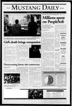Mustang Daily, October 13, 2004