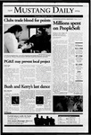 Mustang Daily, October 14, 2004
