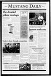 Mustang Daily, October 18, 2004