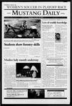 Mustang Daily, October 19, 2004