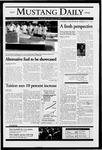 Mustang Daily, October 20, 2004