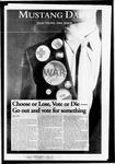 Mustang Daily, October 21, 2004