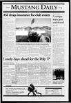 Mustang Daily, October 25, 2004