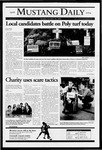 Mustang Daily, October 26, 2004