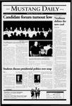Mustang Daily, October 27, 2004