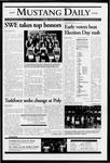 Mustang Daily, October 29, 2004