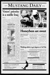 Mustang Daily, November 8, 2004