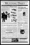 Mustang Daily, November 9, 2004