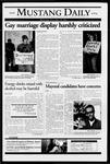 Mustang Daily, November 10, 2004
