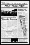 Mustang Daily, November 16, 2004