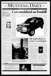 Mustang Daily, November 17, 2004