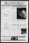 Mustang Daily, November 29, 2004