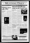 Mustang Daily, December 1, 2004