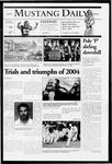 Mustang Daily, January 7, 2005