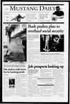 Mustang Daily, January 12, 2005