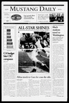 Mustang Daily, January 19, 2005