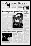 Mustang Daily, January 21, 2005
