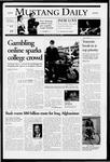 Mustang Daily, January 26, 2005