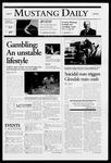 Mustang Daily, January 27, 2005