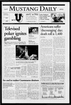 Mustang Daily, January 28, 2005