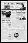 Mustang Daily, January 31, 2005