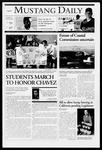 Mustang Daily, April 6, 2005