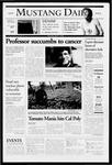 Mustang Daily, April 7, 2005