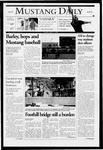 Mustang Daily, April 11, 2005