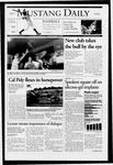 Mustang Daily, April 12, 2005