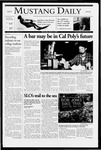 Mustang Daily, April 13, 2005